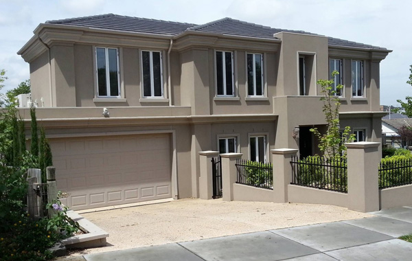 Heritage Cement Rendering Services in Gold Coast, Brisbane